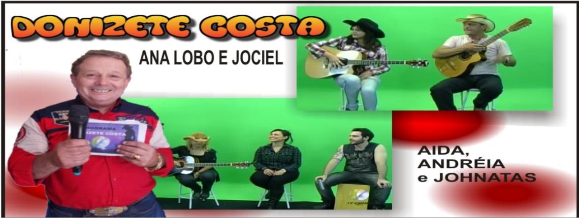 22/08/2015 – Ana Lobo & Jociel e Aida, Andréia & Johnatas