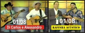 Di Calos e Alessandro e Rafinha 010815