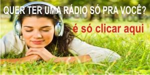 Tenha você também uma webradio de sucesso