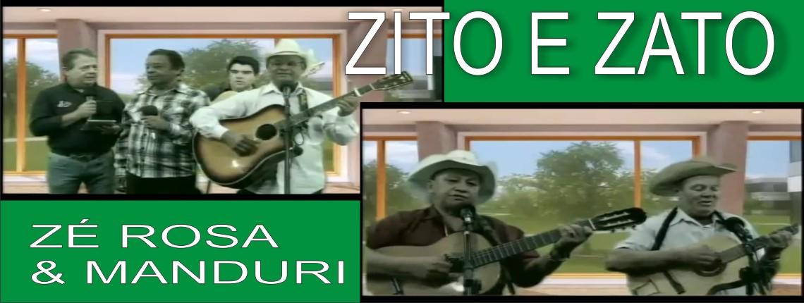 30/04/2016 – ZITO E ZATO e ZÉ ROSA E MANDURI