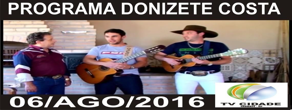 06/08/2016 – Toniel & Josiel – Di Carlo & Alessandro